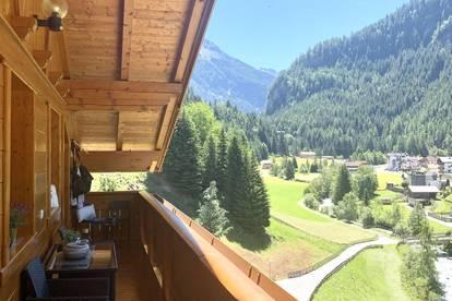 Exklusives Tiroler Landhaus mit Ferienwohnung in traumhafter Aussichtslage...