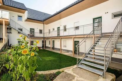 Wohnen im Grünen - Neubauwohnungen