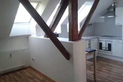 Provisionsfrei 52 m² gemütliche 2 Zimmer Wohnung in sehr guter Stadtlage
