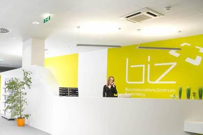 Büro - Small office im BIZ zu vermieten - Provisionsfrei!