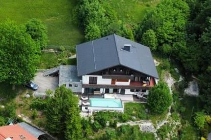 Großzügiges Haus mit wunderbaren Seeblick am Fuschlsee