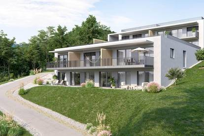 exklusive Terrassenwohnung mit Gartenanteil - provisionsfrei - direkt vom Bauträger
