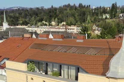 Grillparzerstraße - über den Dächern von Graz - direkt vom Bauträger - PROVISIONSFREI!