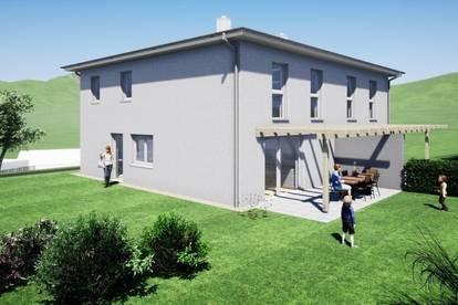 Provisionsfreie Doppelhaushälfte in Haslach vor Baubeginn sichern