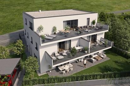 Living GaB 4.0 Wohnen mit Kürnbergblick und  20 m2 Balkon