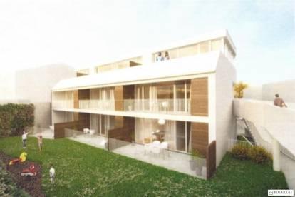Wohnen im Villenviertel | 3 Zimmer Wohnung mit Terrasse (DG) | Hügelgasse | Fertigstellung April 2020