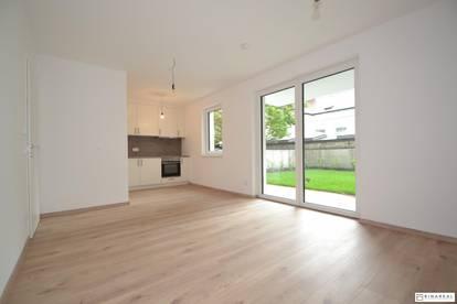 ERSTBEZUG | 1-2 Zimmer Neubauwohnungen teilw. mit Eigengarten, Terrasse oder Balkon | Leibnizgasse | Beziehbar ab Juni 2020