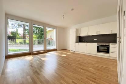 Anlegerwohnung im Villenviertel von Bad Vöslau | 4 Zimmer Wohnung mit Loggia & Terrasse (EG) | Hügelgasse