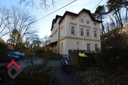 Sanierungsbedürftige 2-Zimmer-Altbauwohnung in Sievering!