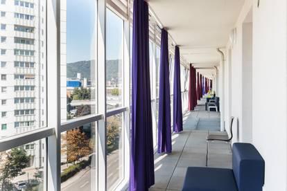 STUDENTENHIT - Modernes Einzelzimmer in Graz im komplett möblierten Apartment mit Kleinküche