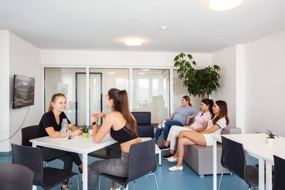 Modernes EINZELZIMMER in Graz im komplett möblierten Apartment mit Kleinküche