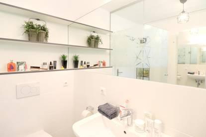 Komplett möbliertes Studenten-Apartment mit Balkon/ Loggia + Kleinküche