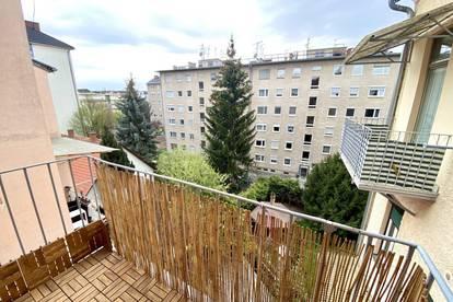 Sonnige 2-Zimmer-Wohnung nähe Lendplatz