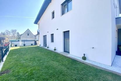 +++ WOHNTRAUM+++ Moderne Doppelhaushälfte mit Eigengarten im Süden von Graz