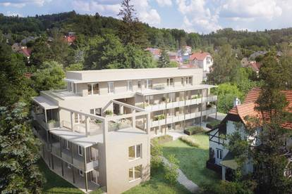 The seven - exklusives Wohnbauprojekt nähe LKH - PROVISIONSFREI!