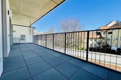 ++ERSTBEZUG++ Sehr schöne 2-Zimmer-Wohnung mit Terrasse