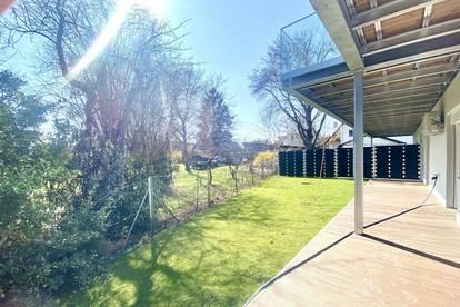 +++ PURER LUXUS +++ Sonnige 3-Zimmer-Wohnung mit Eigengarten - ERSTBEZUG