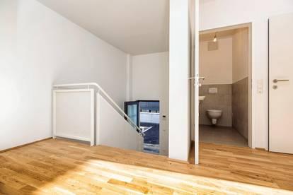 Maisonette-Wohnung im EIGENTUM mit 3 Zimmern, Balkon und großer Terrasse ==> PROVISIONSFREI