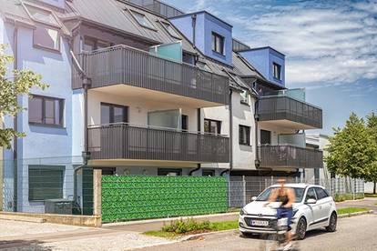 Maisonette- Eigentumswohnung mit 3 Zimmern, großer Terrasse, sowie Balkon ==> PROVISIONSFREI
