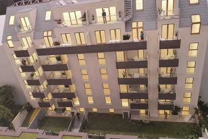 """""""FLORIS"""" => 2-Zimmer EIGENTUMSWOHNUNG mit Terrasse & Garten"""