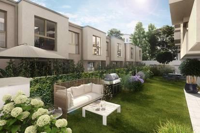 """""""FLORIS"""" RH04 - Townhouse mit Terrasse (EG ausschließlich zur gewerblichen Nutzung)"""