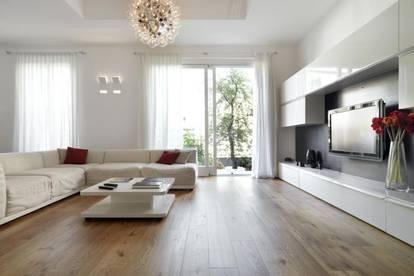 Traumhafte sonnige Wohnung in ruhiger Lage mit großem Gartenanteil, Provisionsfrei für den Käufer
