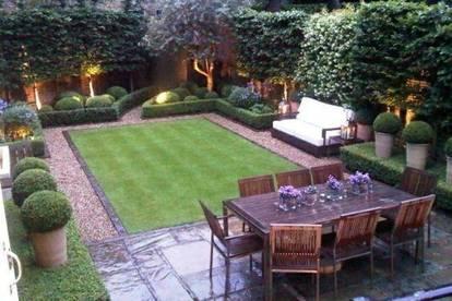 Bezaubernde 2-Zimmer-Wohnung mit großer Gartenterrasse! Top 4 Anlegerwohnung mit optimaler Raumaufteilung