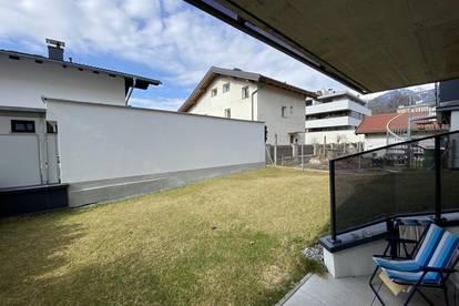 Charmante Zweizimmer Gartenwohnung mit ca. 67m² nach Westen ausgerichteten Garten