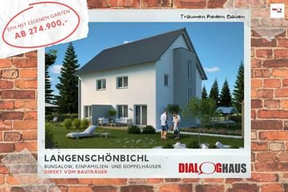 """""""Hereinspaziert"""" - modernes Wohnen muss nicht teuer sein in Langenschönbichl"""
