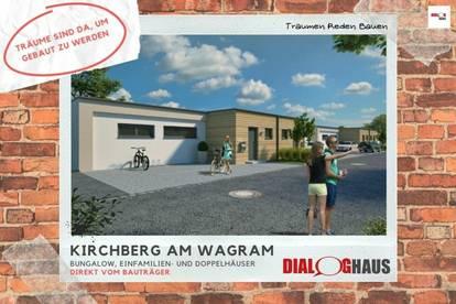"""""""Wohnen wie es nicht jeder tut"""" - moderne Doppelhäuser in Kirchberg/Wagram"""