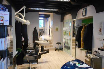 Friseursalon zur Übernahme - Zentrum!