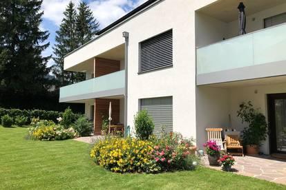 Gut geschnittene 2 Zimmer Wohnung mit Terrasse und Bergblick
