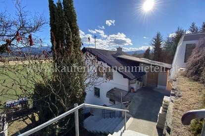 Zweifamilienhaus mit Panoramaaussicht!