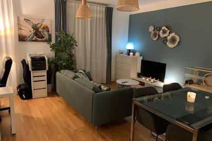 Provisionsfreie 2-Zimmer Wohnung mit Balkon, Sauna und Parkplatz in unmittelbarer Nähe zum Felmayerpark und Stadtpark