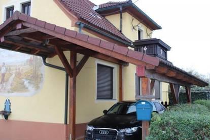 Kleines Einfamilienhaus in ruhiger Lage mit schöner Aussicht!