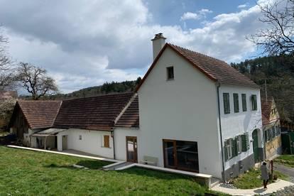 Wunderschön erhaltene Häuser mit Tradition und Charme im Südburgenland suchen wertschätzende Liebhaber