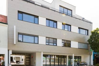 Kleinstbüro 48 m², EG, Neubau, individuell gestaltbar, Stadtmitte Mattersburg