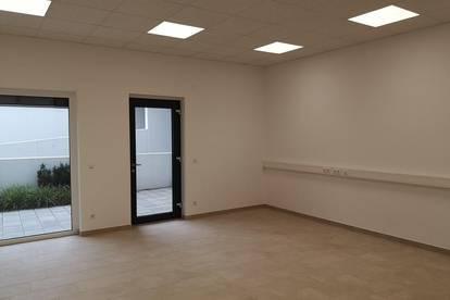 Kleines Büro 48 m², EG Innenhof, Neubau, Zentrum Mattersburg