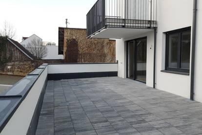 Mietwohnung 76 m², Balkon, mit Küche, Stadtmitte Mattersburg