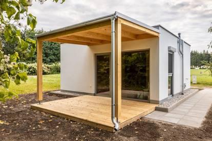 Mobilheime aus Holz zum Wohlfühlen, ab 36 m², ganzjährig bewohnbar