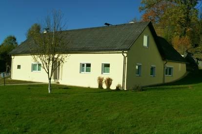 Landhaus in Ruhelage