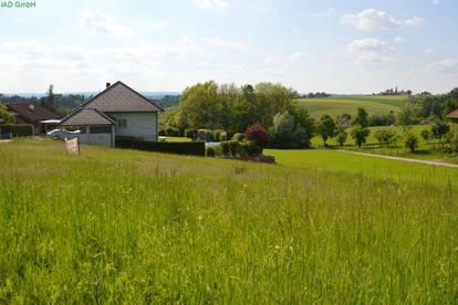 Ruhiges, großzügiges Grundstück im Grünen - Schärding/Brunnenthal