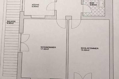 2 Zimmer Wohnung in Kitzbühel