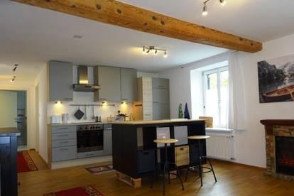 Möblierte Wohnung mit Garten oder ein Zimmer davon für ein paar Monate zentral komfortabel ruhig Wohnen Bäumlegasse Dornbirn