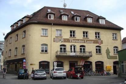 Schöne helle Dachgeschosswohnung im Bregenzer Zentrum