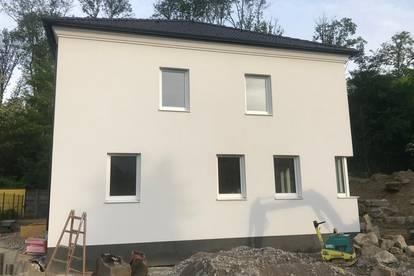 Doppelhaushälfte - Wohnbau