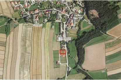 Baugrund in Niedergrünbach