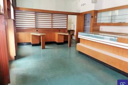 Geschäftslokal 49m² in Frequenzlage - 1050 Wien