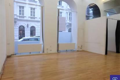 Repräsentative 540m² Geschäftsfläche oder Showroom - 1010 Wien!