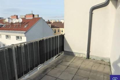 Unbefristete 60m² DG-Wohnung + 8,2m² Terrasse - 1100 Wien